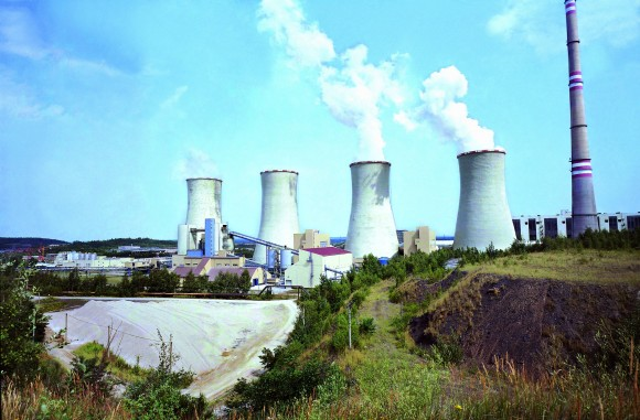 Uhelná elektrárna Chvaletice, foto: ČEZ