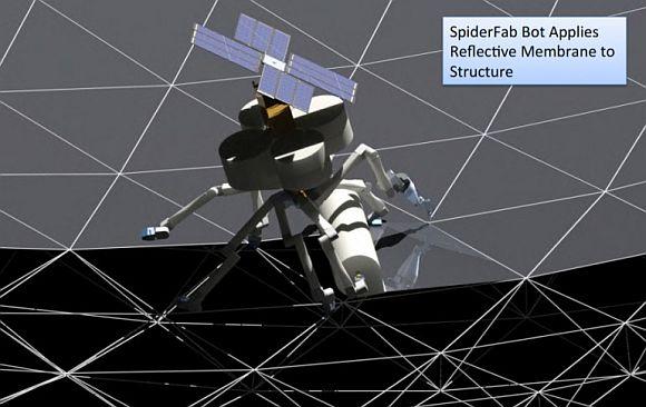 Vesmírný 3D tisk