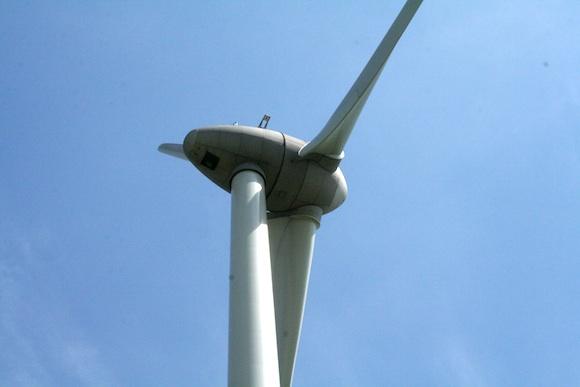 Větrná turbína větrné elektrárny, foto: Ekobydleni.eu