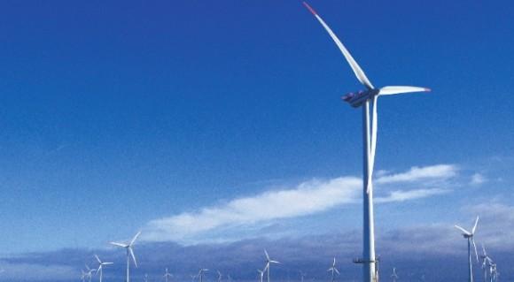 Větrné elektrárny mají hrát v kanadské energetice čím dál tím důležitější roli, foto: Vestas