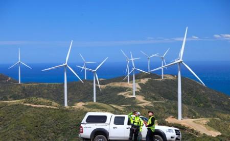 Větrné elektrárny Siemens, foto: Siemens