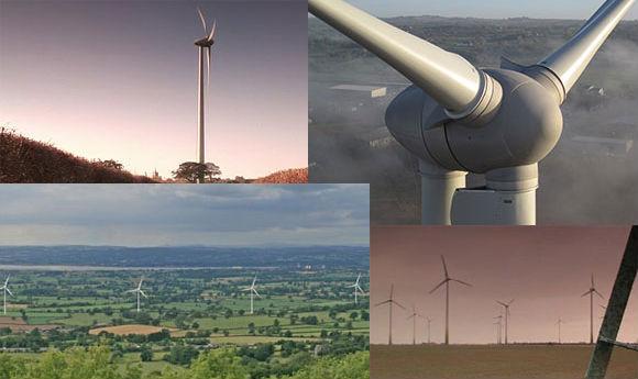Společnost Ecotricity provozuje řadu OZE po celé Velké Británii, foto: Ecotricity
