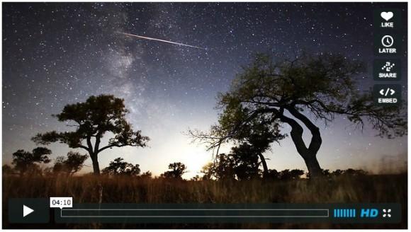 Video Hvězdné oblohy od Randyho Halversona stojí za minimálně jedno zhlédnutí