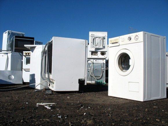 Vysloužilé elektrospotřebiče lze z velké části recyklovat. V Česku se tak děje čím dál tím vic. foto: REMA