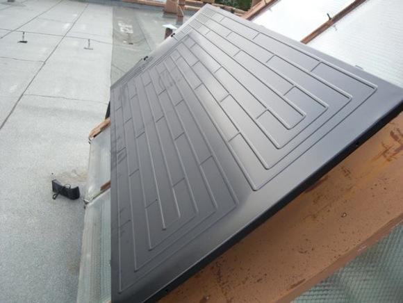 termodynamický panel