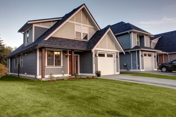 Moderní bydlení venkovského charakteru, a k tomu velká úspora energie. Není divu, že o bydleni ve Woodland Creek je takový zájem. Zdroj: Woodland Creek
