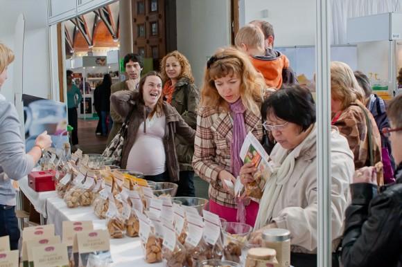 Na festivalu se představí také řada výrobců zdravých potravin, např. pekárna Zemanka, foto: Felicius Media