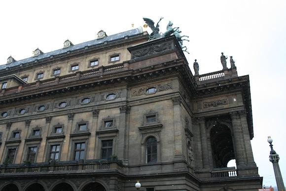 CZGBC - Národní divadlo