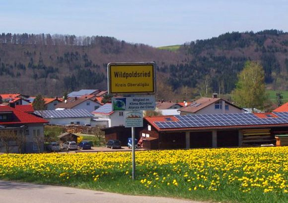 vesnice Wildpoldsried