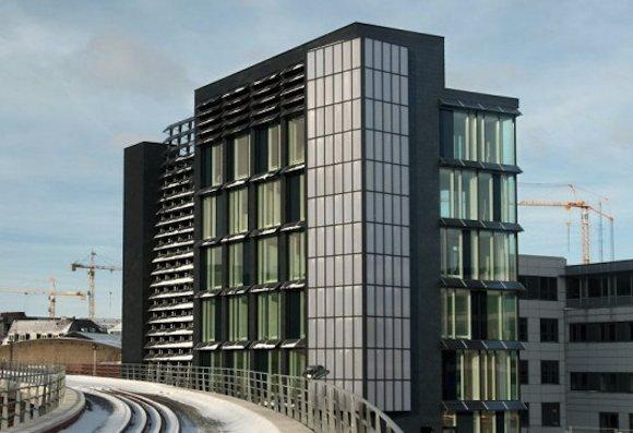 architektura CF Moller Aarhus