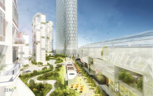 architektura - Woods Bagot Zero-E