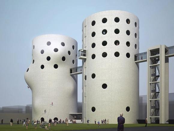 architektura amsterdam sila