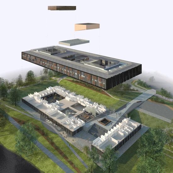 univerzitní kampus Ayr Campus