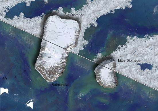 most přes Beringův průliv