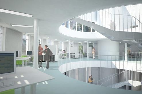 Kodaň - Vědecká fakulta