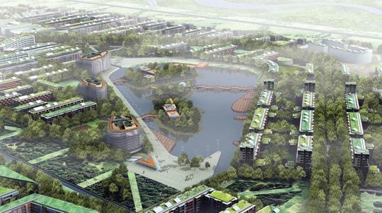 města budoucnosti