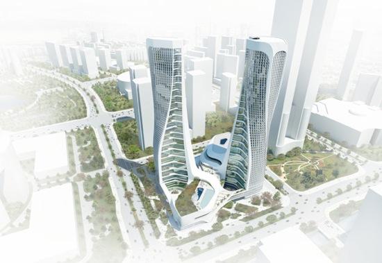 Raffles City - Hangzou - Čína