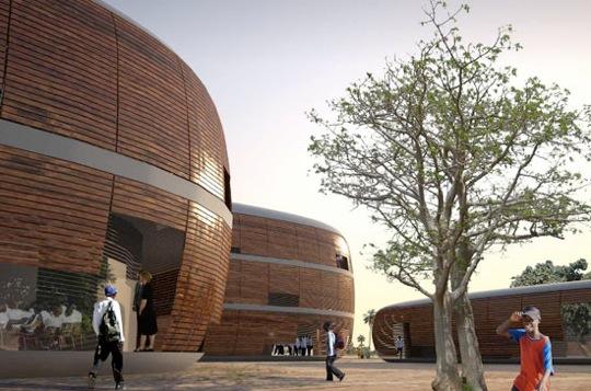 Univerzitní kampus pro Gambii