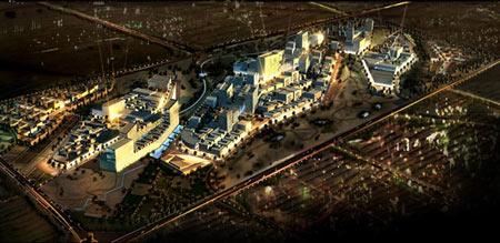 Xeritown v Dubaji, Spojené arabské emiráty
