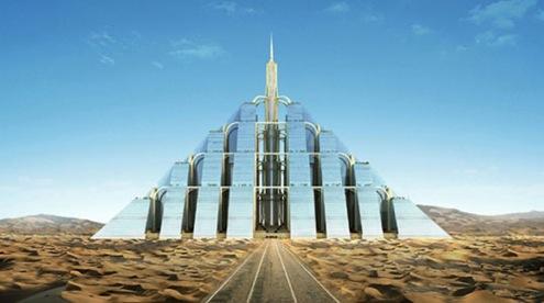 Ziggurat - Dubaj