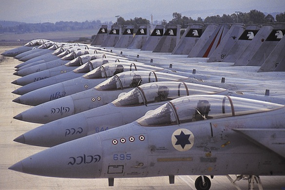 Ekologické bydlení obrázky armáda Israeli AirForce - izraelské letectvo