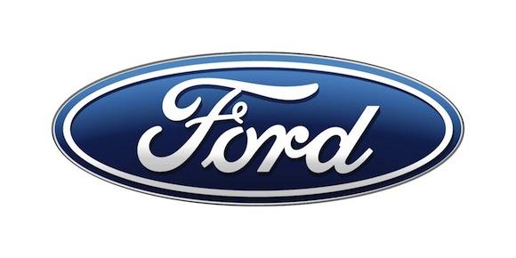 Automobilky - Ford - logo - velké