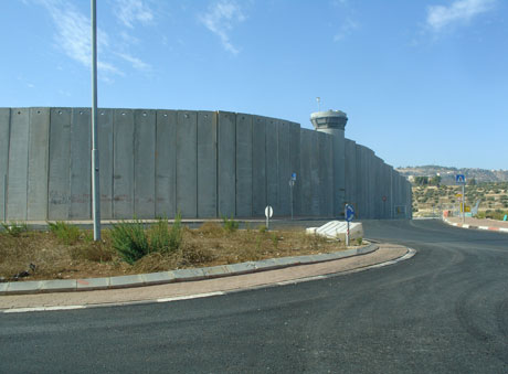 Betonová zeď