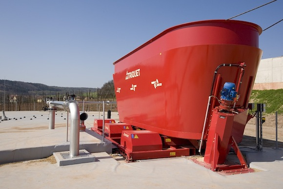 Ekologické bydlení obrázky bioplynové elektrárny Chmel Pochvalov násypka biopaliva