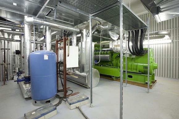 Ekologické bydlení obrázky bioplynové elektrárny Chmel Pochvalov strojovna