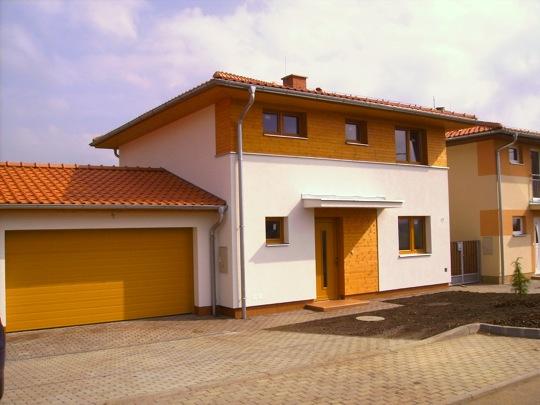 bydlení - zelené domy Brno