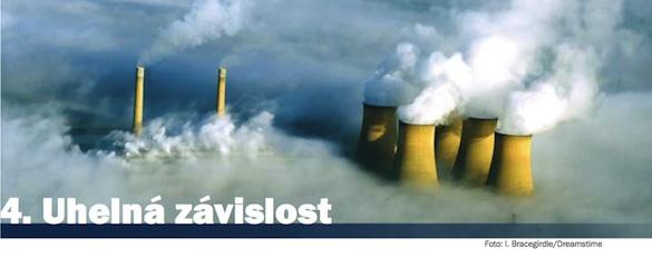 Ekologické bydlení obrázky chytrá energie uhelná elektrárna