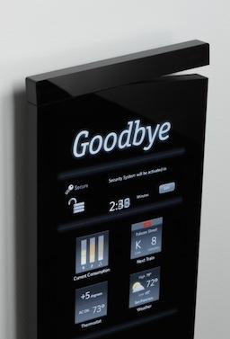 chytré sítě Home Energy Dashboard Intel