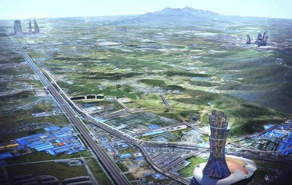 Čína Nanking LEED zelené město