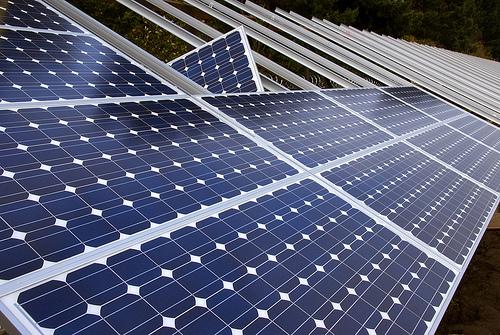 solární panely - pro nové solární elektrárny v Číně?