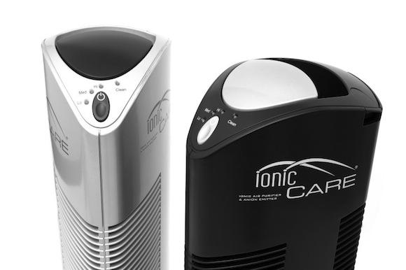 čistička vzduchu ionic care