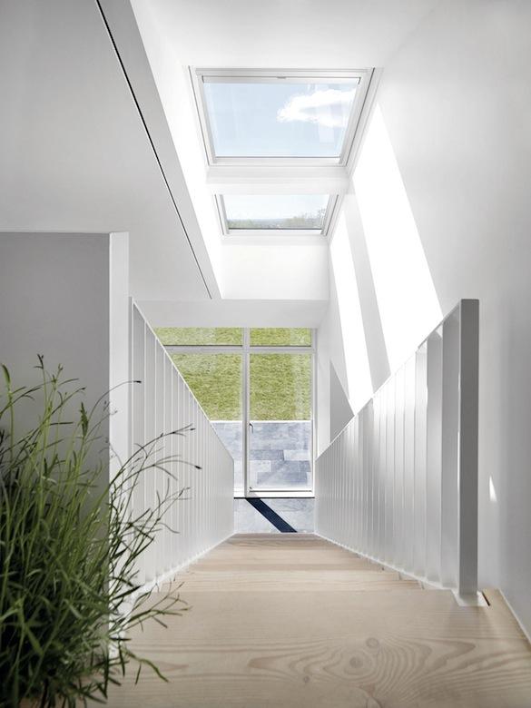 domy - aktivní dům Velux