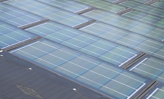 Dow PowerHouse - solární střešní šindele