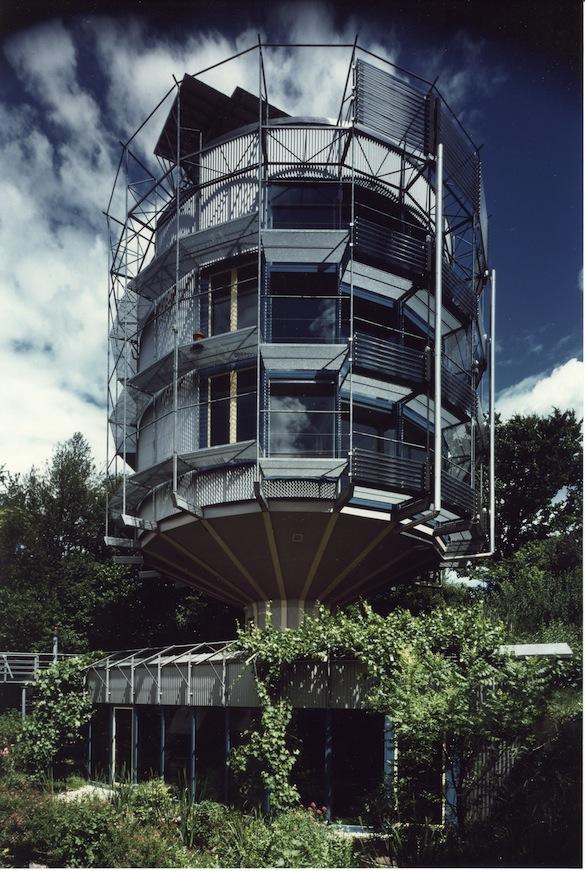 domy - Heliotrop