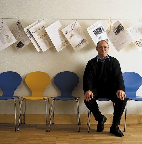 domy - Rolf Disch - architekt Heliotrope