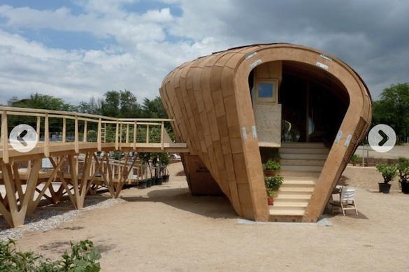domy - solární - FabLab House