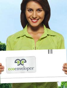ecoEnvelopes - recyklovatelné obálky