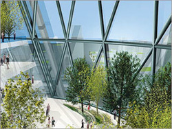 mrakodrap, architekt William McDonough