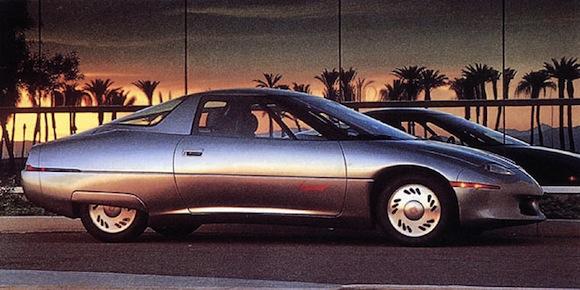 GM EV 1