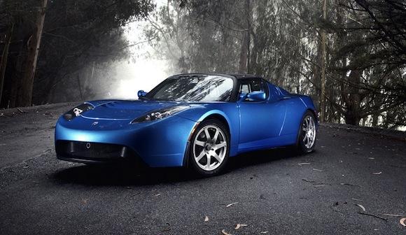 Elektrická auta už jsou zase tady!