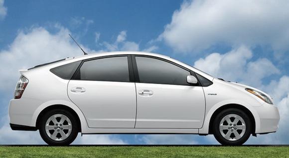 elektrická auta Toyta Prius