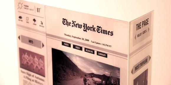 Ekologické bydlení obrázky elektronická čtečka The Page