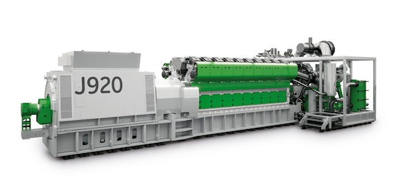 GE Jenbacher J920