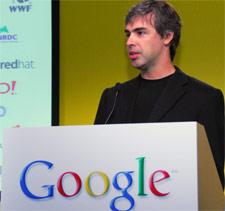 Larry Page, spoluzakladatel Google