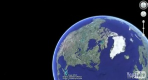 Google Earth - Ocean