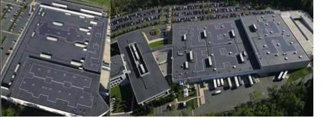 Solární elektrárna u HP